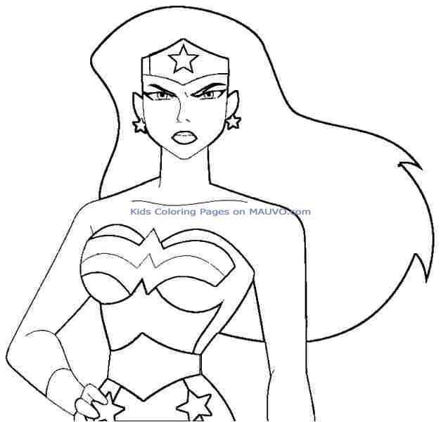 Fancy Wonder Woman Coloring Pages 52 About Remodel Coloring Books ...
