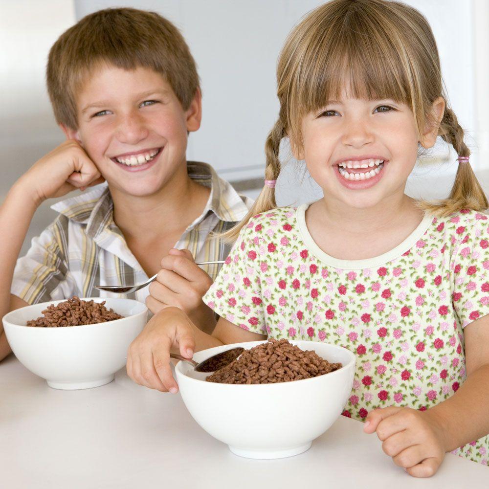 Ventajas E Inconvenientes De Los Cereales Integrales Para Los Niños Niños Alimentacion Bebe Alimentacion Equilibrada