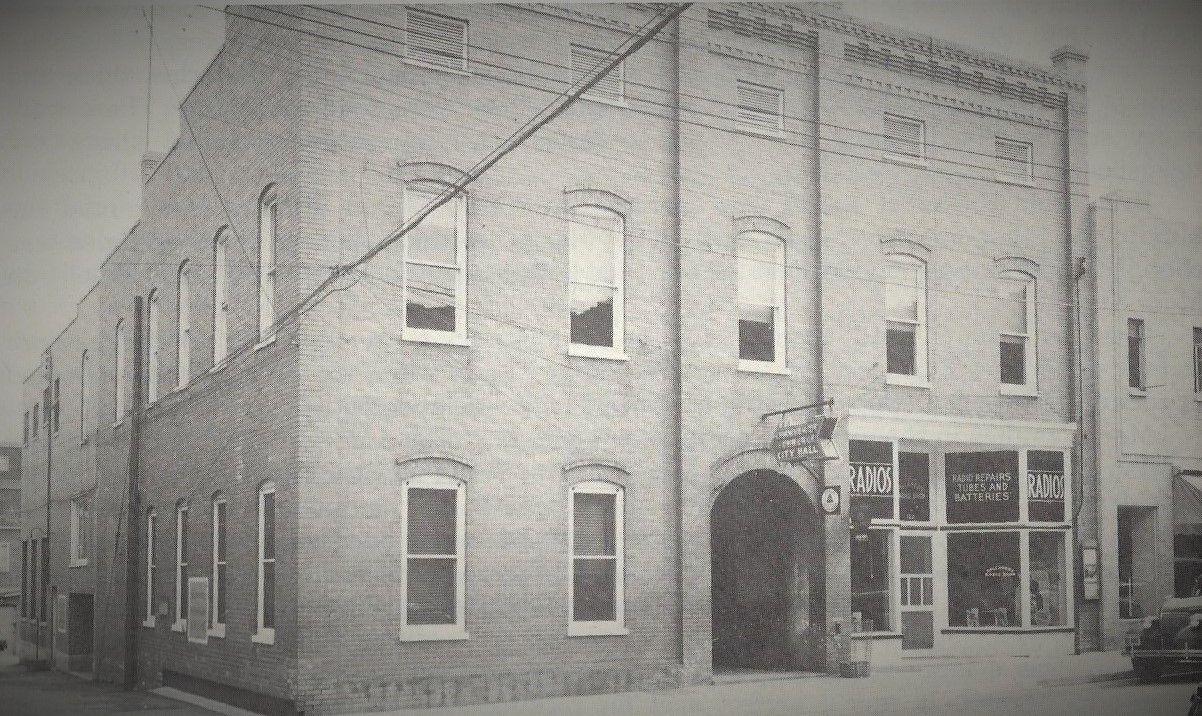 """Waynesboro's """"old"""" Wayne Ave. City Hall located at the ..."""
