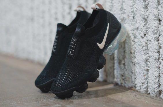 ce0e2ac58b Nike Air VaporMax Moc 2 Black Light Cream Arriving Next Week | Nike ...