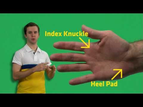 How To Measure Tennis Grip Size Top Speed Tennis Youtube Tennis Grips Tennis Players Funny Tennis