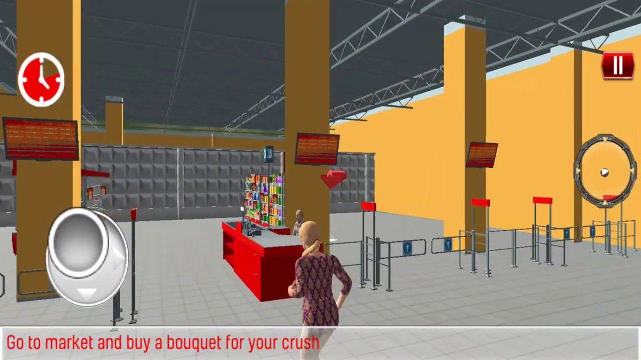 Virtual Girlfriend Crush Love Life Simulator   Android
