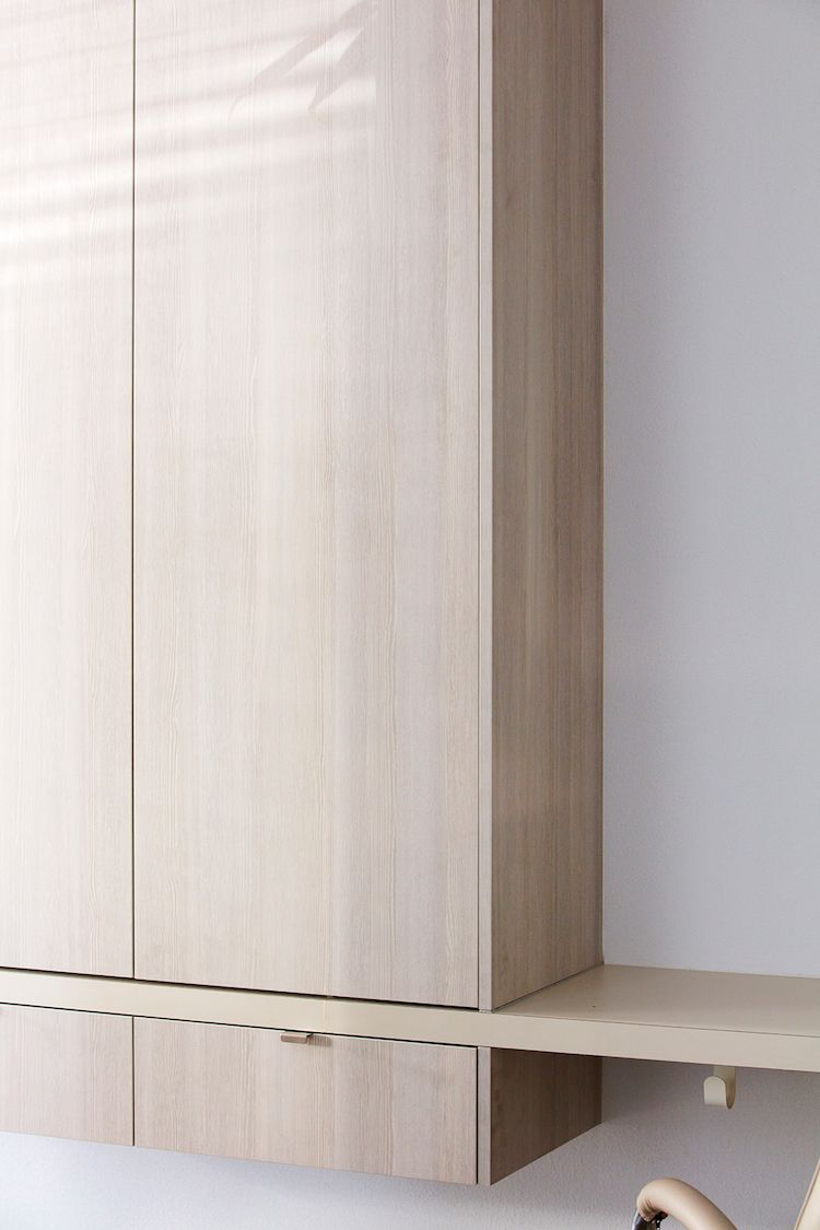 lemn elegant, manere aproape ascunse