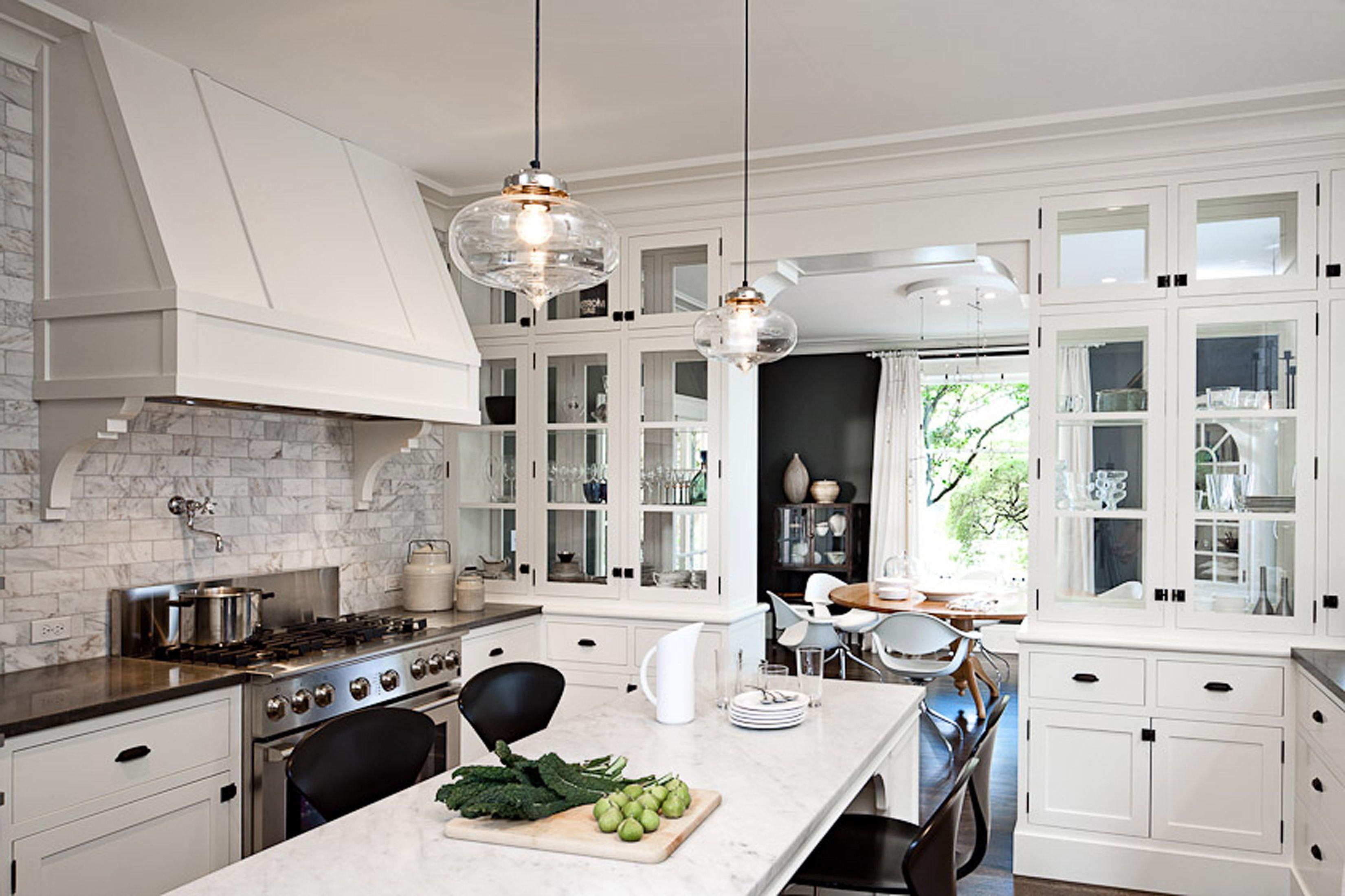 Stunning Hanging Kitchen Lights Luxury kitchen design