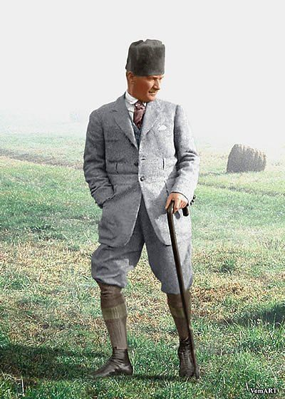 30 Evidence that Ataturk is one of the most charismatic and stylish men in the world  30 proofs that Ataturk is one of the most charismatic and stylish men in the world A...