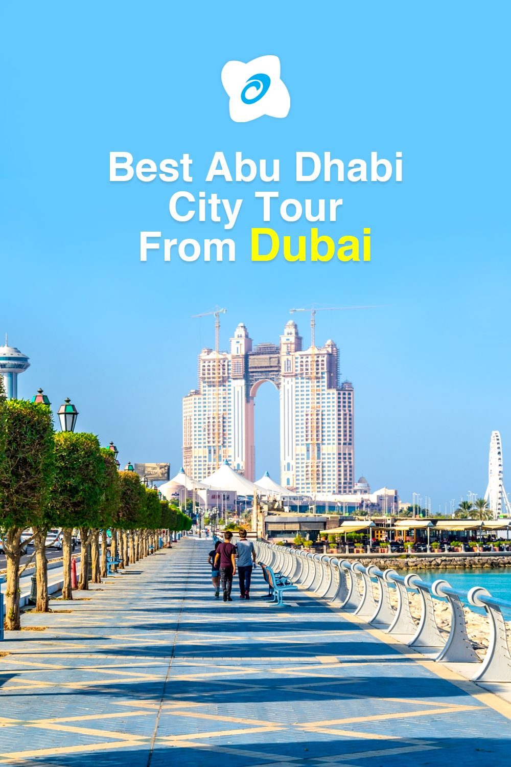 Explore The Best Of The Capital Emirate With The Sightseeing Abu Dhabi City Tour Of Oceanair Travels Come Experience The Voyage In 2020 Abu Dhabi Trip Advisor Tours