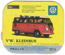 VW kleinbus