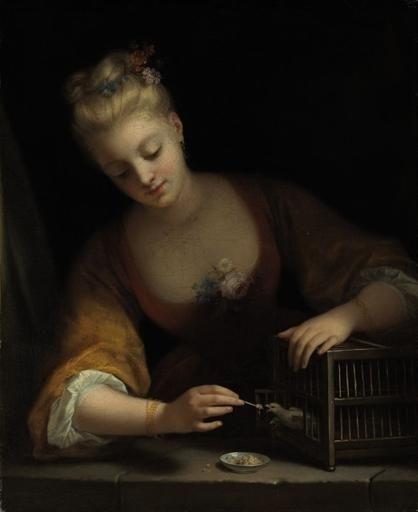 Unknown Title -   Jean Raoux (French Rococo Era Painter, 1677-1734)