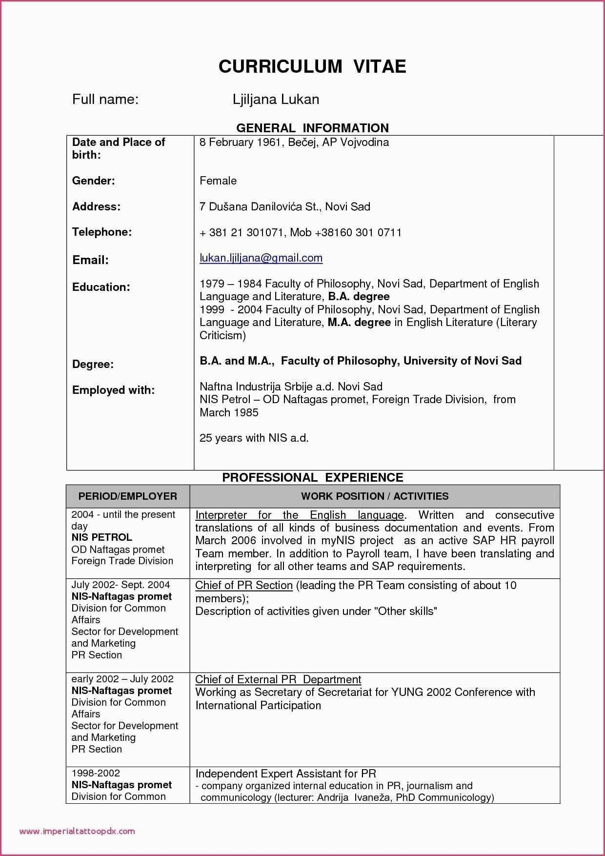 Academic Projects In Resume Example Unique Project Manager Resume Examples Sample Project Manager Curriculum Vitae Student Resume Template Resume Examples