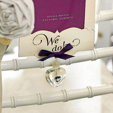 Celebration Heart Shaped Wedding Bubbles