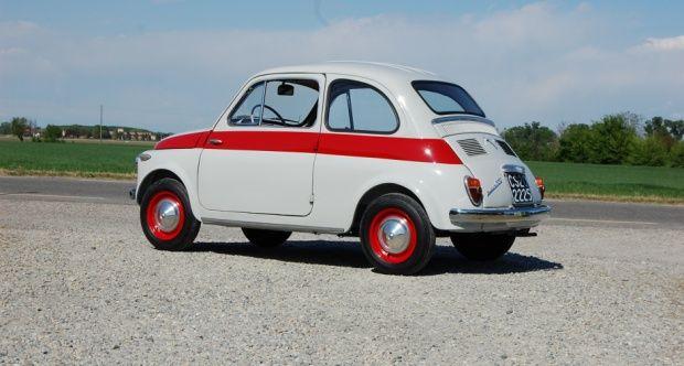 1958 Fiat 500 - N SPORT TETTO CHIUSO | Classic Driver Market
