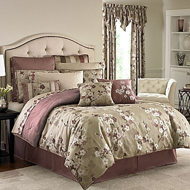 Croscill Classics 174 Destiny Comforter Set Jcpenney Home