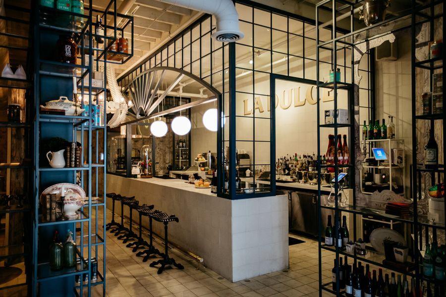 La Dulce Tapas Royal Oak Bar Design Restaurant Restaurant Interior Restaurant Design