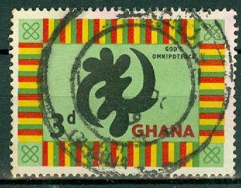 Ghana - Scott 53 - bidStart (item 41668824 in Stamps, Africa, Ghana)