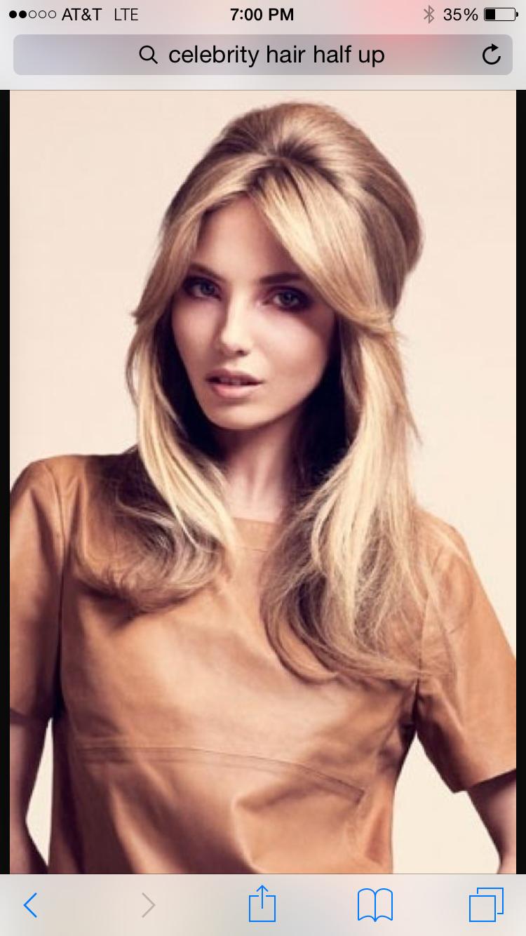 Pin Von Ira Auf Style Hair Make Up 50er Jahre Frisuren Lange