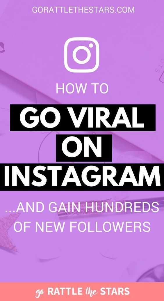 Brie Kirbyson | Go Rattle the Stars [Instagram + Business tips] You saved to Best of Go Rattle the Stars Find out how Brie managed to have a post gain 900,000 views on Instagram and gained thousands of new followers in a single day, in this guide on how to go viral on Instagram.