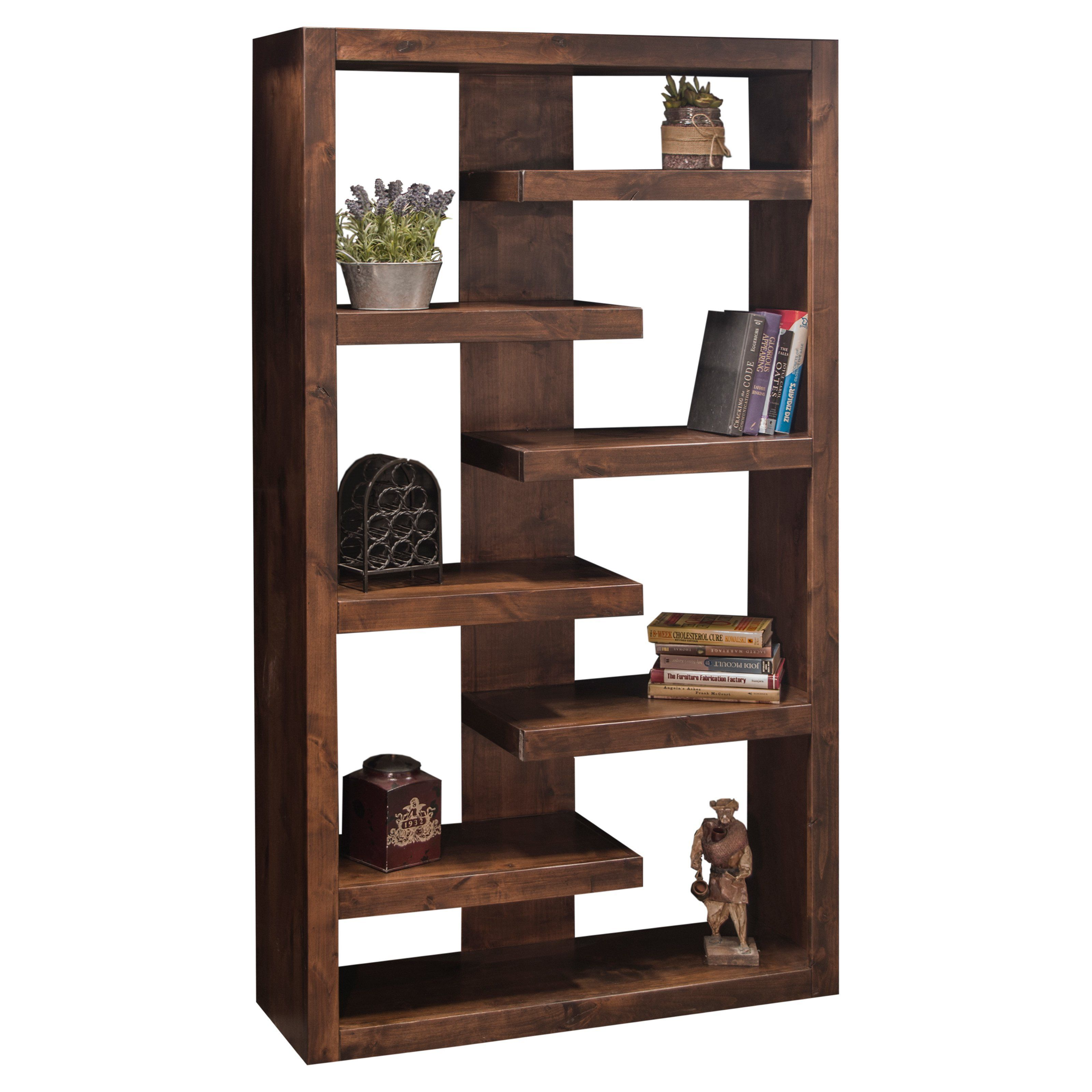 Legends Furniture Sausalito Decorative Bookcase Whiskey From Living Room