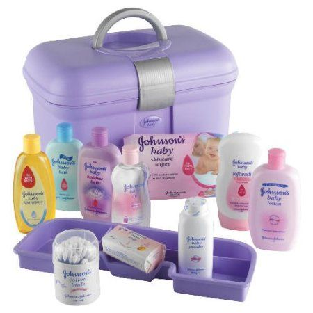Johnson S Baby Skincare Essentials Box Amazon Co Uk Baby Baby