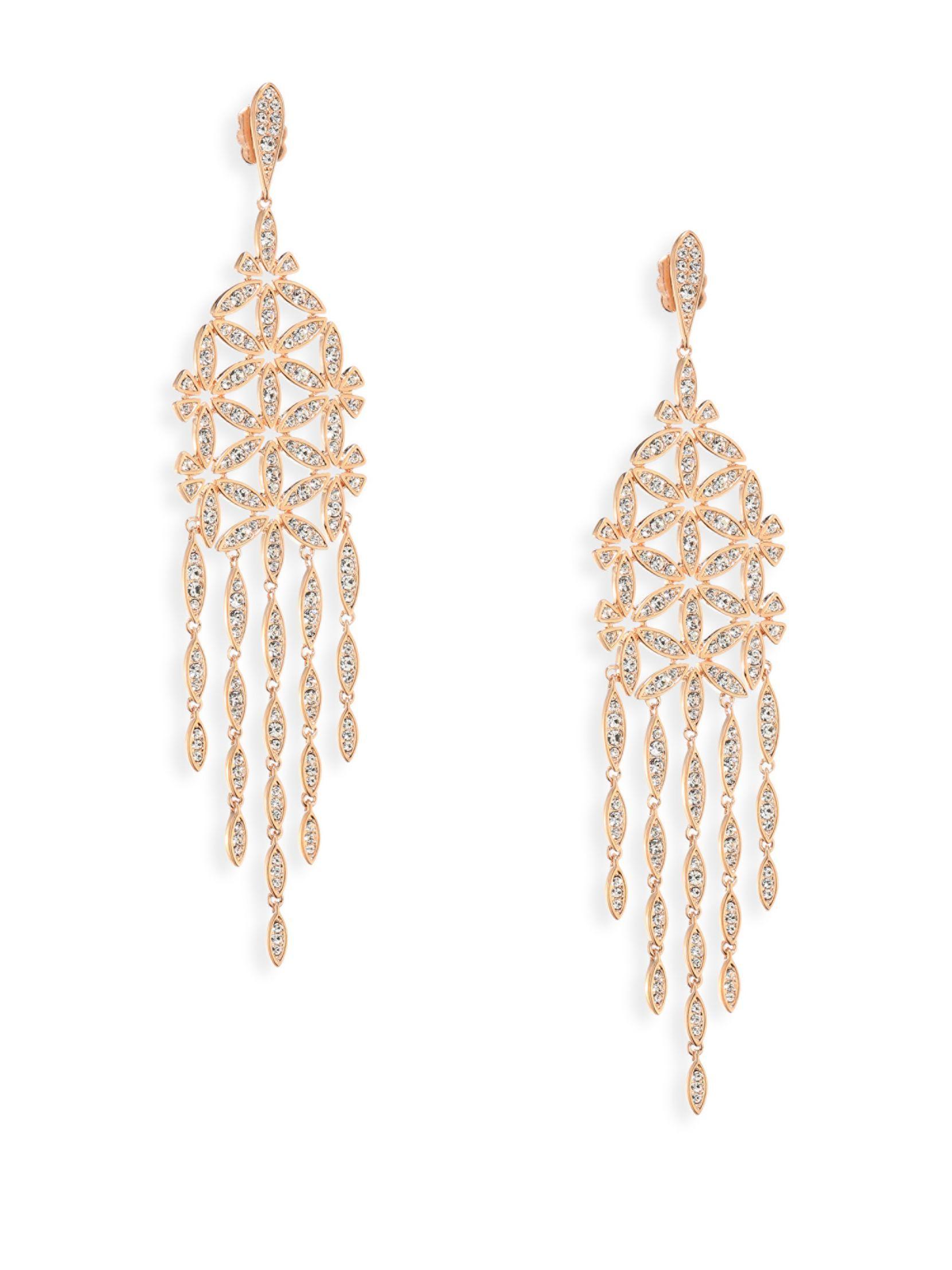 Adriana orsini anise rose gold plated chandelier earrings adriana orsini anise rose gold plated chandelier earrings arubaitofo Choice Image
