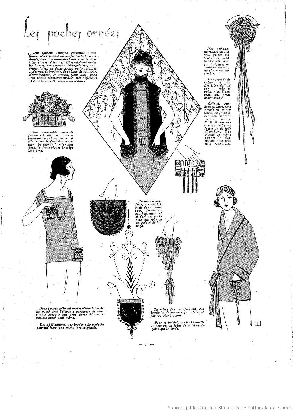 Los métodos de la Mujer Francia | 08/05/1923 | Gallica