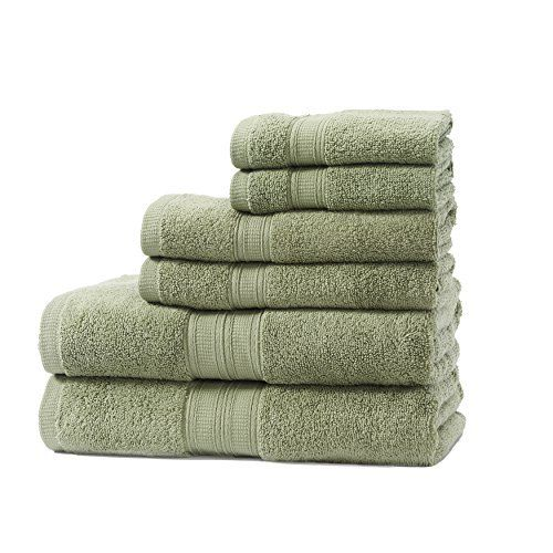 Premium Bamboo Cotton Bath Towels Natural Ultra Absorbent And