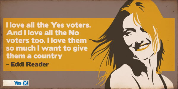"EFA EUROPEANFREEAL. on Twitter: ""Last 3 days of the campaign #YES #indyref #solidaritywithscotland http://t.co/hYi4TI5MgO"""