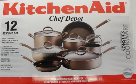 kitchenaid pots and pans kitchenware kitchenaid pots and pan sets wolfgang puck cookware cooking twine cookware sale safest pots pans pinterest