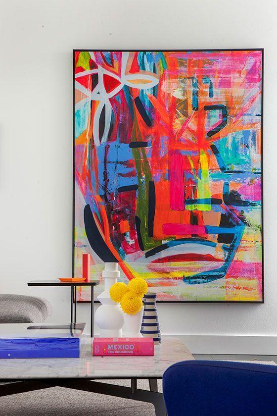 Artistic Expression 2020 Trend Inspiration Ybklove Yblove Yearbooklove D Bester Pinterest Inhalt In 2020 Abstract Art Inspiration Abstract Art Painting Art Painting
