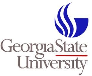 Pin By Tracy Spoon On My Schools Georgia State University Georgia State University Logo