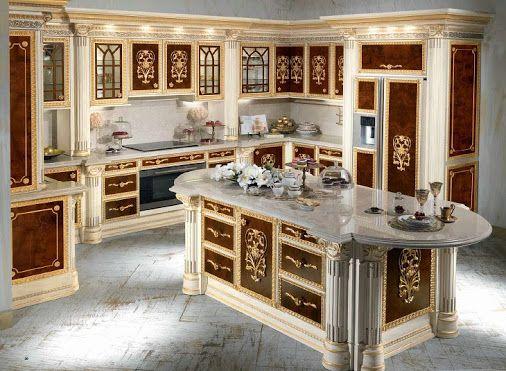 Google In 2019 Luxury Kitchen Design Grand Kitchen Dining