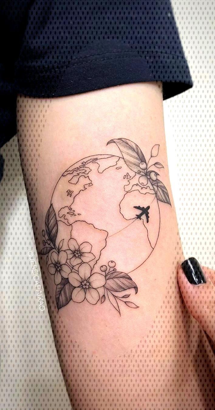 Top 50 Delicate Female Tattoos – F...