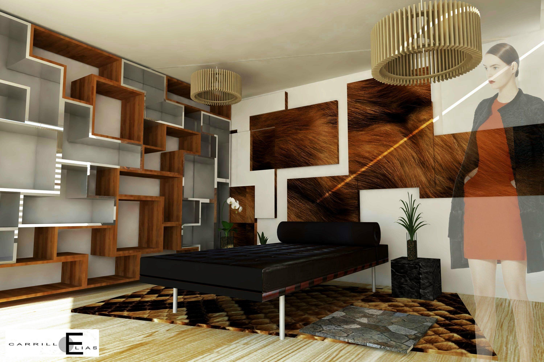 Remodelaci N De Casa Habitaci N Render By Elias Carrillo  # Muebles Luz Tecamac