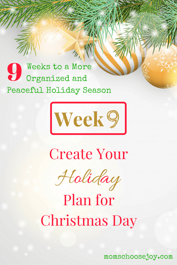 Do you have a plan for Christmas Day? | Best Pins For Moms ...