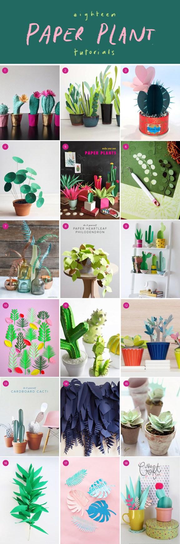 18 best paper plant tutorials
