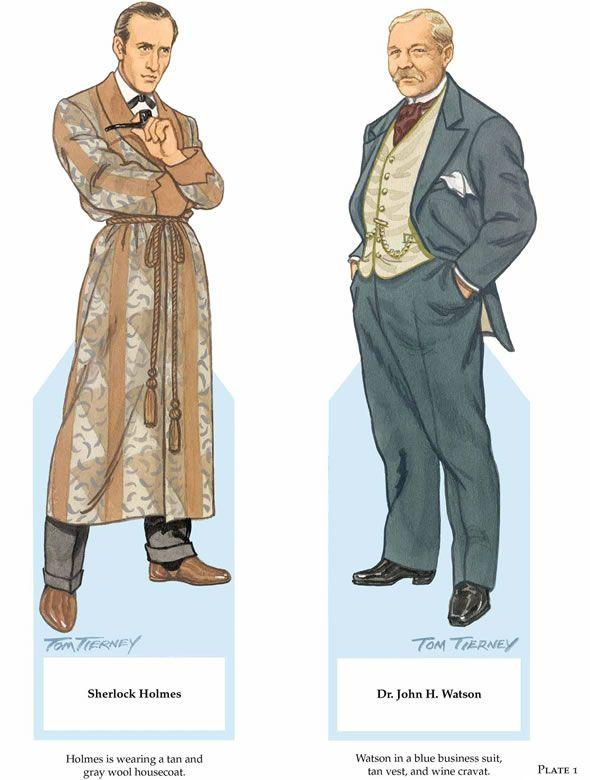 Sherlock Holmes & Dr. John H. Watson