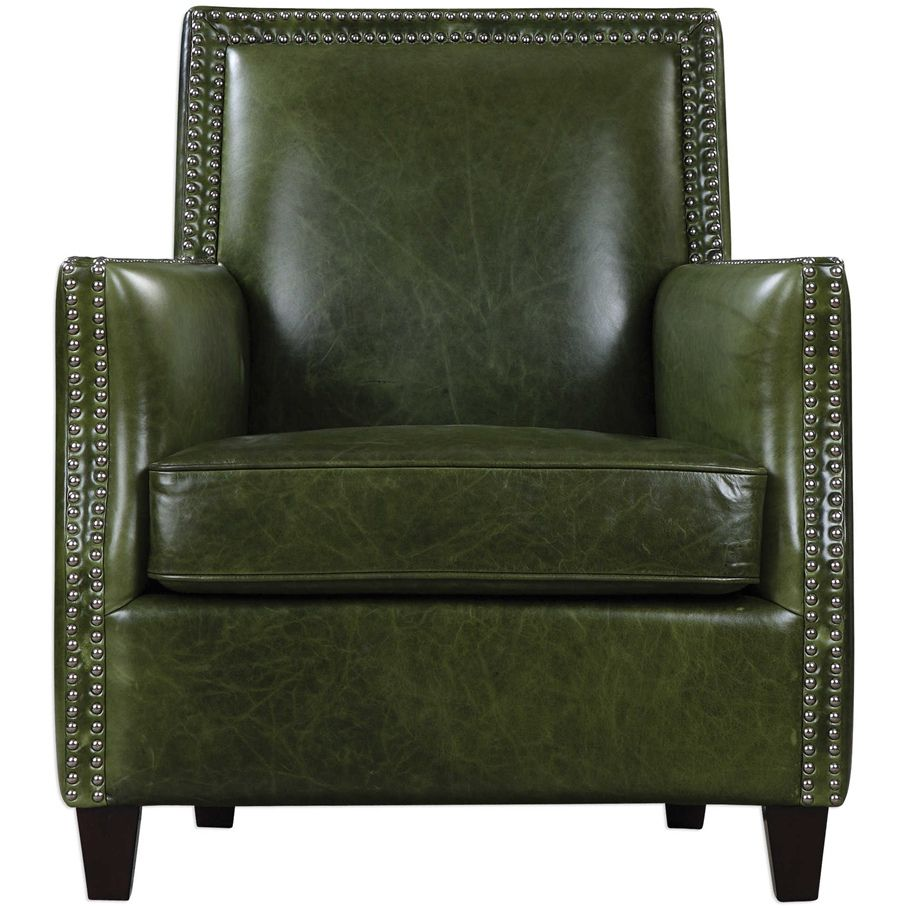 50+ Leather Studded Chair   Cool Rustic Furniture Check More At Http://