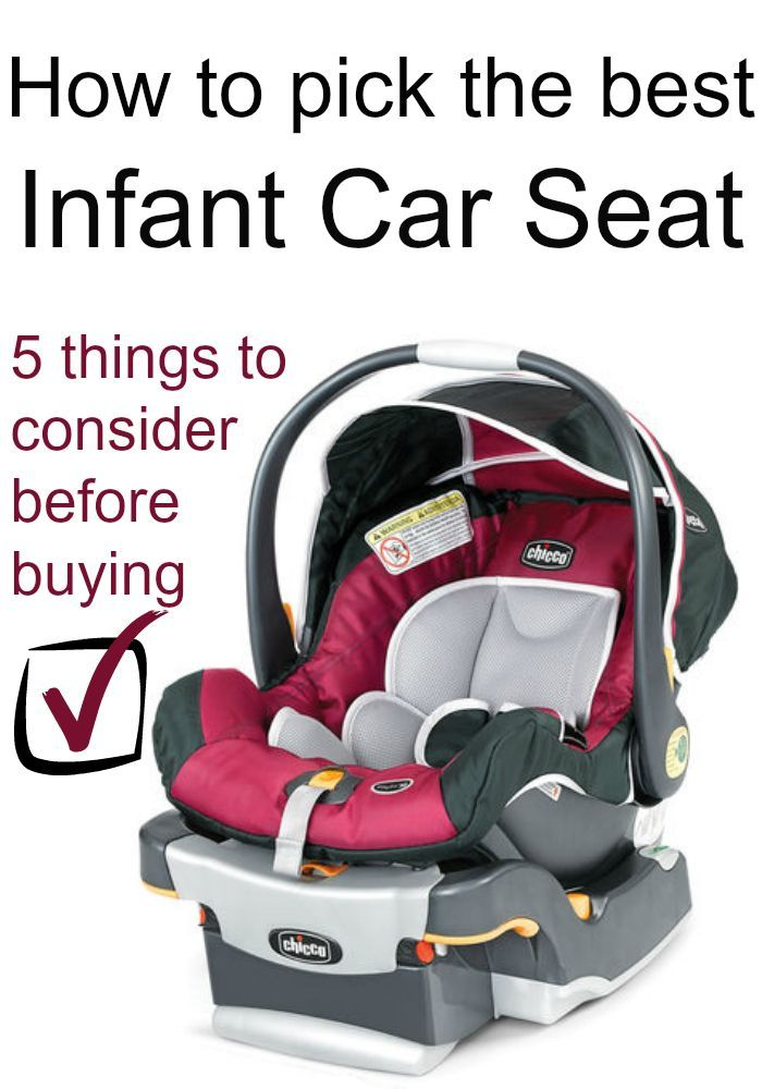 How to select the Best Infant Car Seat featuring Chicco Keyfit 30 ...