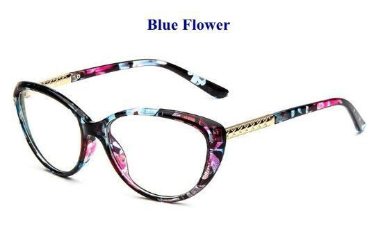 2f80451d75 Elegant New Designer Cat Eye Eyewear Frame Women Optical Eyeglasses  Computer Glasses Spectacle Frame Oculos De