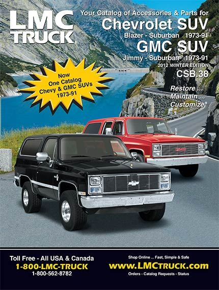 Blazer Parts With Images Chevrolet Suv Gmc Suv Lmc Truck