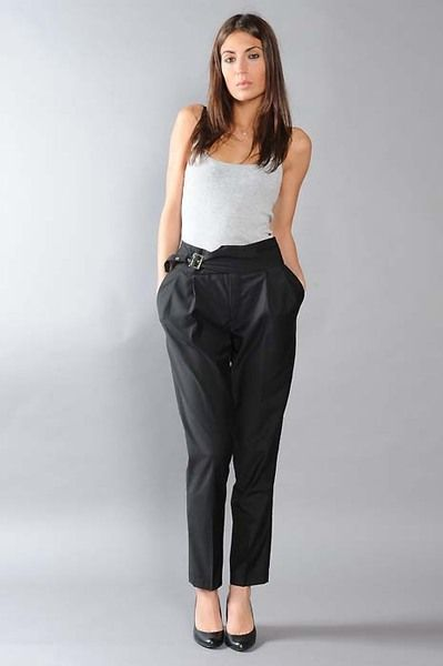 Fantastic pantalon taille haute femme - Recherche Google | Look | Pinterest  AI36