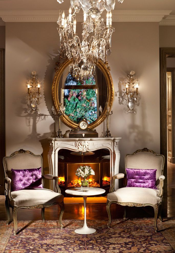 Opulent | Eclectic living room design, Eclectic living ...