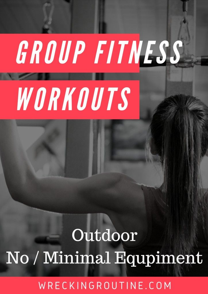 Group Fitness Workouts | Bootcamp | Group fitness, Workout