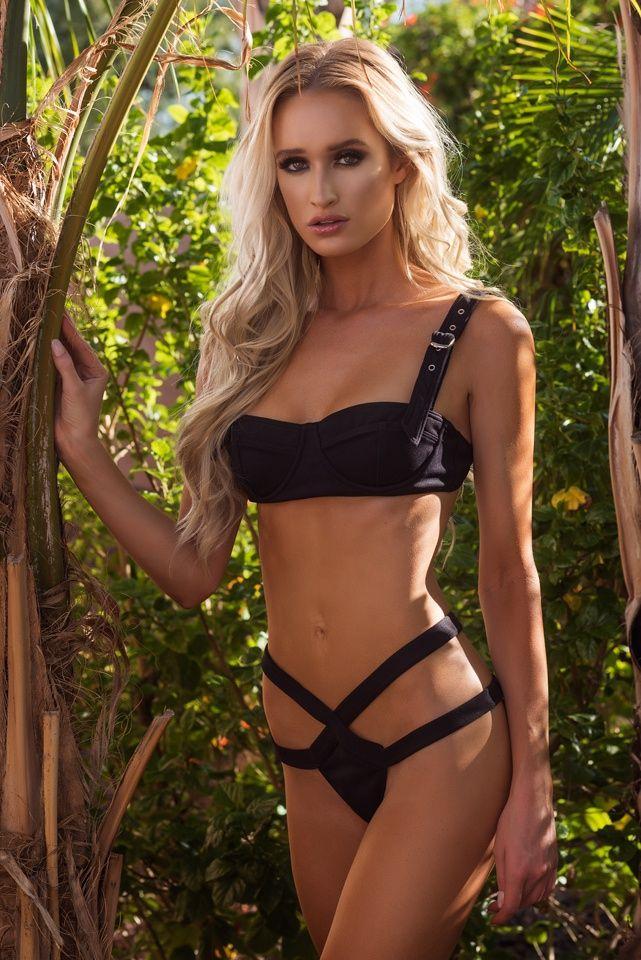 Bryana Holly Fashion Model