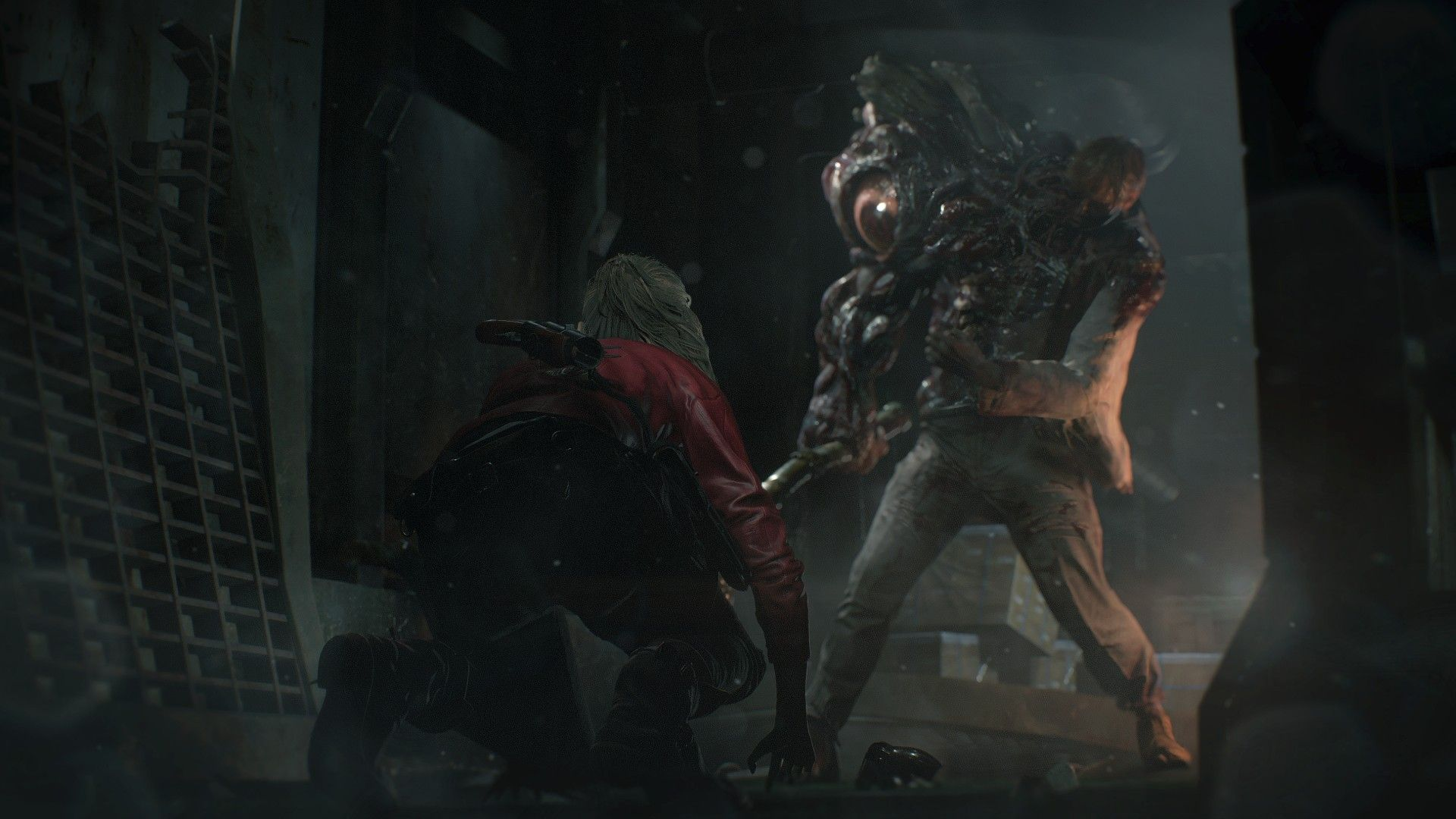 Resident Evil 2 Bosses Are Among The Most Iconic Villains With