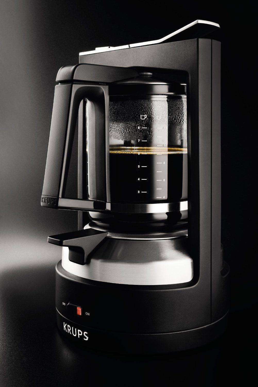 KRUPS KM468850 Moka Brewer Filter Coffee Maker, Filter