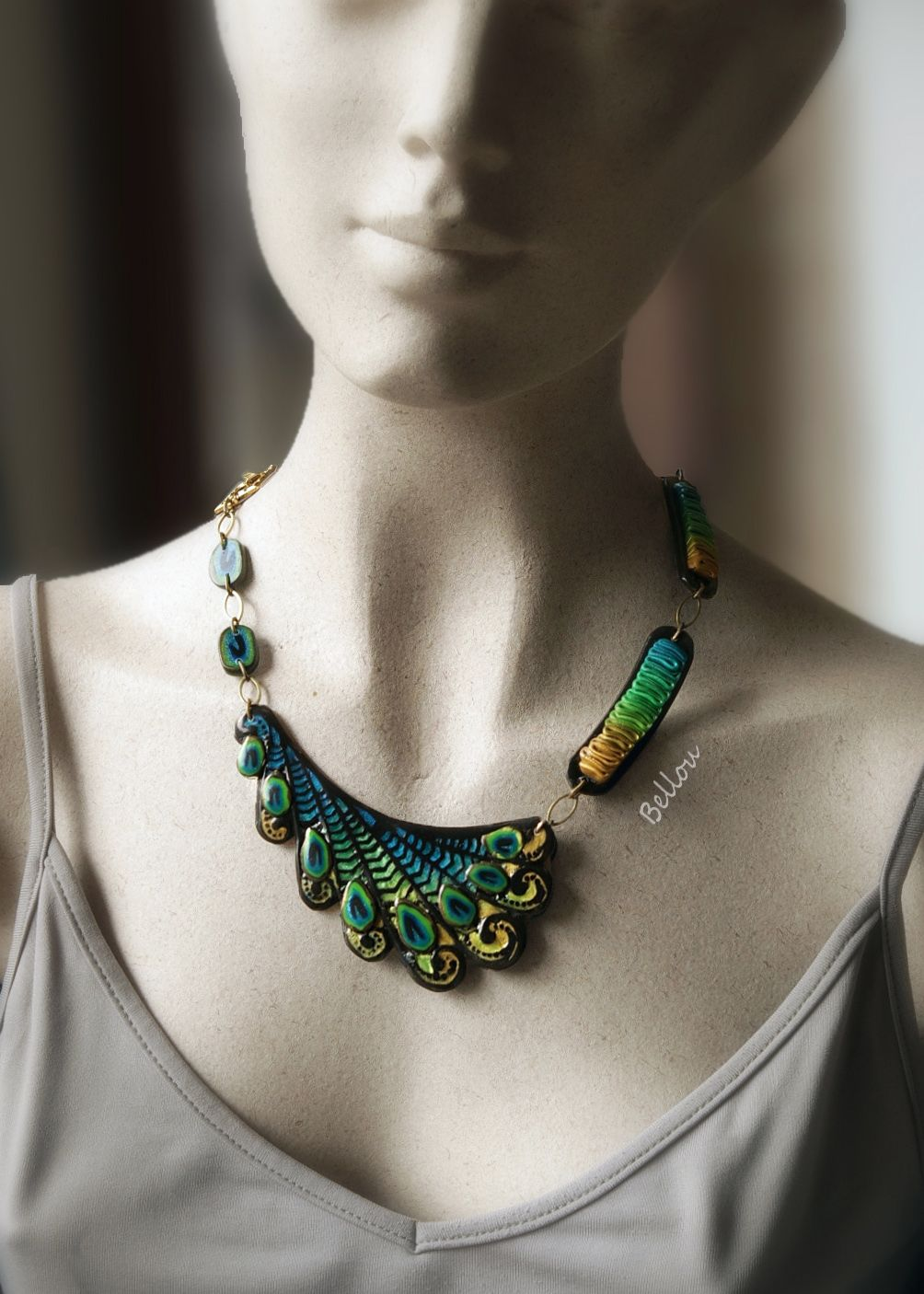 clay jewelry making ideas
