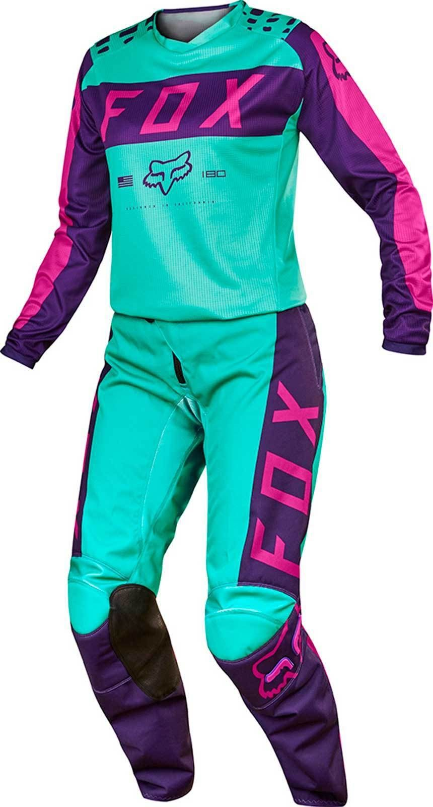 51ef0b3fb8c 2017 Fox Racing Women S 180 Combo - Motocross Mx Atv Dirt Bike Gear Jersey  Pant