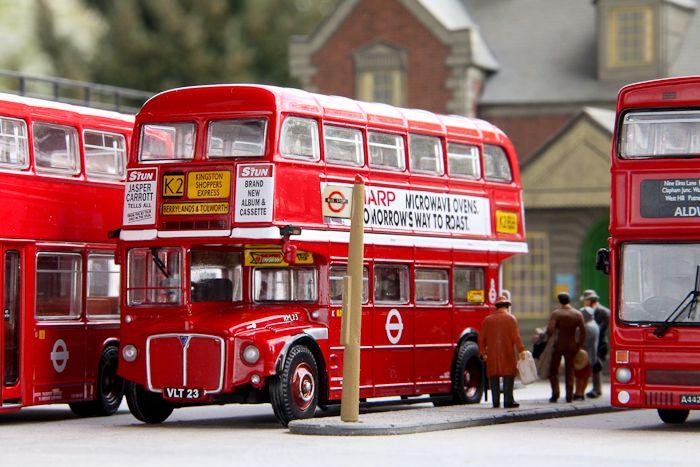 London Model Bus Page By Georg Hamel London Models Model London