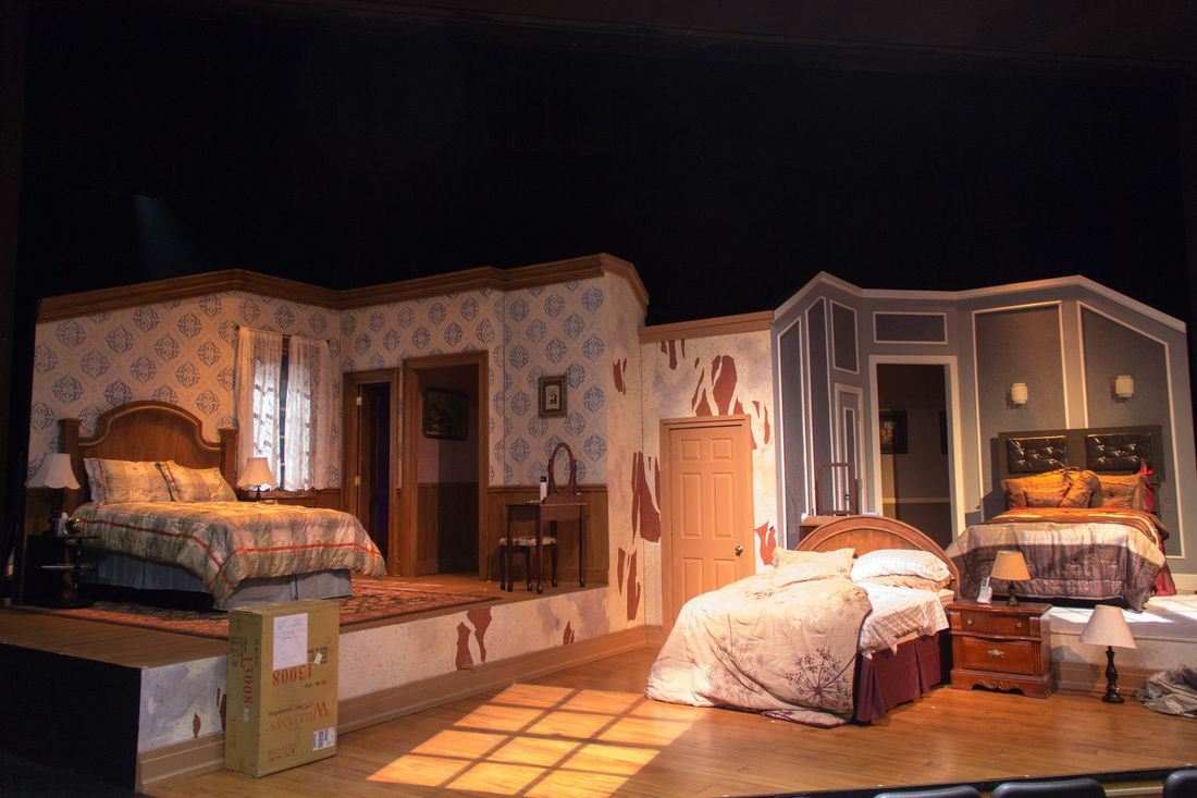 Pin By Stage West Theatre On Bedroom Farce