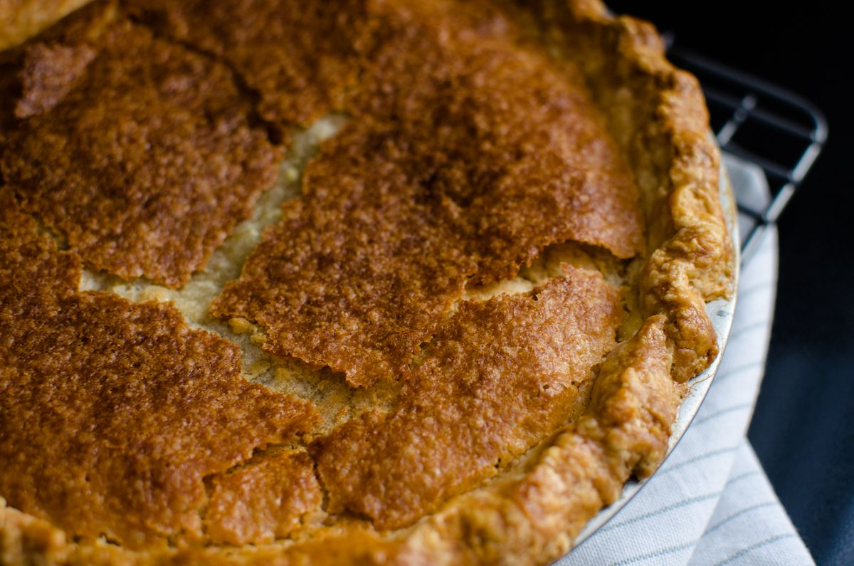 Old Fashioned Chess Pie With A Buttermilk Pie Crust Recipe Homemade Pie Recipes Pie Chess Pie Recipe